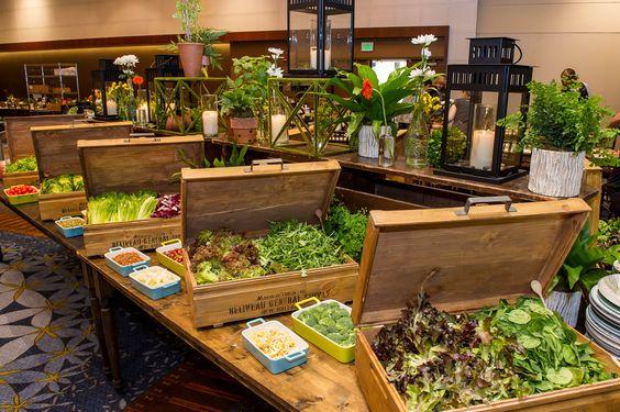 salad buffet hyatt regency atlanta